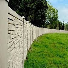 Stone Fence Photos Designs Ideas