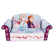 flip open foam sofa