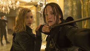 review hunger games bids an action