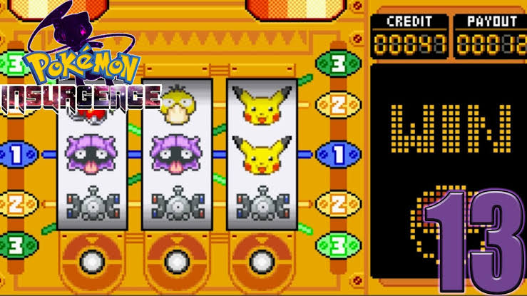 Resultado de imagen para pokemon gambling