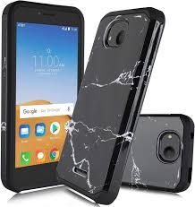 for Alcatel Tetra Case, Durable Hybrid ...