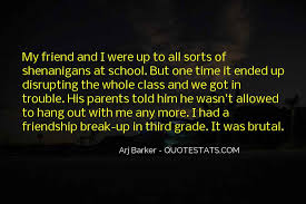 top school time friendship quotes famous quotes sayings about