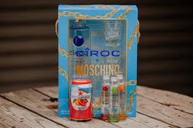 the ciroc moschino gift set