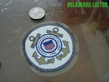United States Coast Guard Round 3 Window Static Cling Decal Sticker Uscg Anchor Ebay
