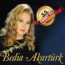 Bedia Akartürk - 55. Sanat Yılı   Türk Halk