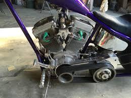 harley chopper 100 c i revtech engine