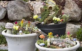 fairy garden ideas the home depot