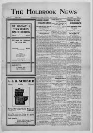 The Holbrook news. (Holbrook, Navajo County [Ariz.]), 1909-05-28 - The  Holbrook News - Arizona Memory Project