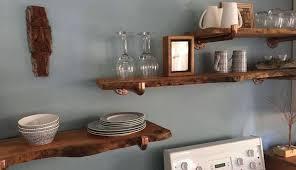 glass corner shelves full shelf