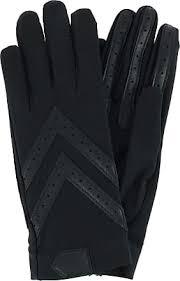 isotoner finger gloves for women