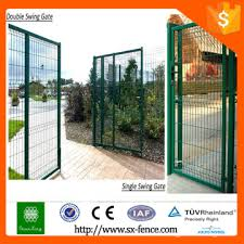 Philippines Gates Grill Fence And Steel Fence Gate Design China Manufacturer