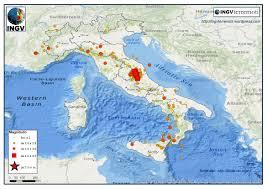 Italia sismica: i terremoti di novembre e dicembre 2016 ...