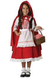 clic little red riding hood costume