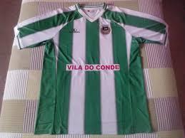 Rio Ave FC Home maglia di calcio 2012 - 2013.