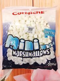 Kẹo Xốp Marshmallow Mini Trắng 200gr - Siêu Thị Ngành Bánh -  dungculambanh.com.vn