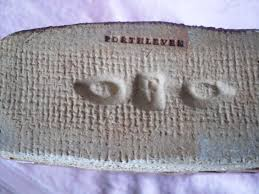 PORTHLEVEN, GRAHAM FERN - F mark   Pottery marks, Vintage pottery,  Porthleven
