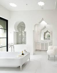 moroccan bathroom mediterranean