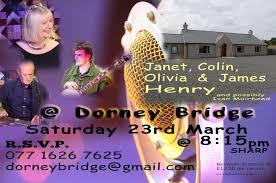 The Bluegrass Ireland Blog: Henry Family open Dorney Bridge 2019 programme