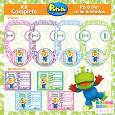 Pororo Pinguino Kit Imprimible Personalizado Con Candy Bar 348