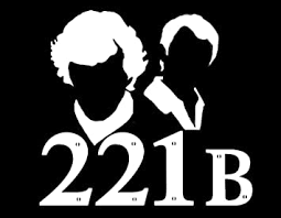 Amazon Com Keen 221b Sherlock Holmes Decal Vinyl Sticker Cars Trucks Walls Laptop White 5 5 In Kcd467 Automotive