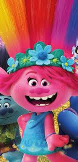 trolls world tour 2020 animation