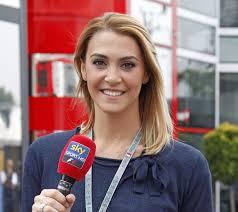 Sky Sport F1 - Alessandra Neri