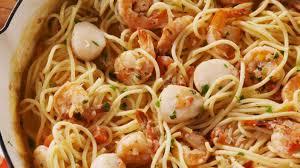 Shrimp & Scallop Seafood Pasta ...