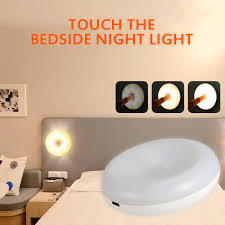 2020 Touch Night Light Bedside Lamp Kids Children Lights Lamp For Baby Room Diy Control Lamp Mosquito Repellent Lamp Led Night Lights Aliexpress