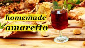 amaretto liqueur recipes of homemade