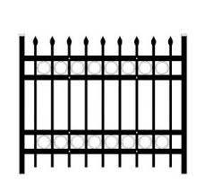 Aluminum Fence Canada Aluminum Fence Canada Suppliers And Manufacturers At Alibaba Com