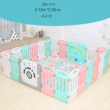 Baby Playpen For Children Kids Play Fence Indoor Toddler Child Safety Barrier Crawling Diy Toys Yard Kids Ball Pool Baby Playpens Aliexpress