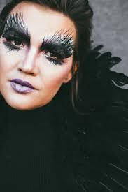 bird eye makeup cat eye makeup