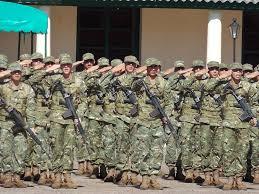 Resultado de imagen para regimiento 4 de infanteria monte caseros