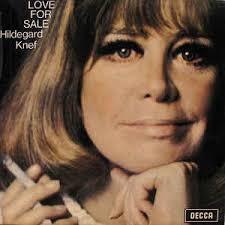 Hildegard Knef - Love For Sale (1969, Vinyl) | Discogs