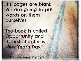 quotes about new year s resolutions quotes