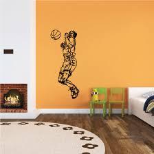 Basketball Wall Decal Vinyl Decal Car Decal Cds085