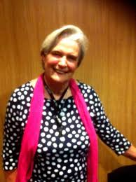 Weekly Meeting - Penny West (The Life of a Female Country Vicar) - Rotary  Club of Gloucester Severn