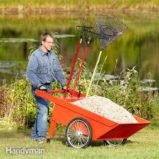 diy garden cart family handyman