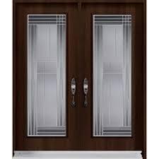 double entry door from prestige