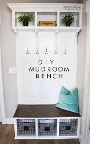 17 diy mudroom entryway storage ideas