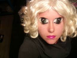 big eyes using all medusa eyeshadows