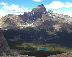 Cathedral Mountain (Yoho) - Wikipedia