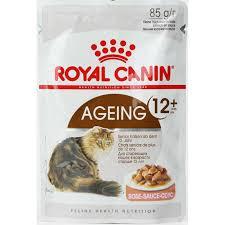Консервы для кошек Royal Canin Ageing 12+ In Gravy