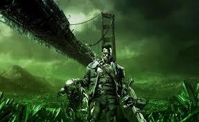 wallpaper terminator bridge