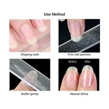 luzir korean nail shiner large