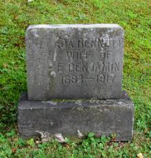 Ada Bennett Benjamin (1888-1917) - Find A Grave Memorial
