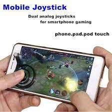 mobile joysticks touch screen joystick