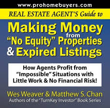 "Amazon.in: Buy Real Estate Agent's Guide to Making Money from ""No Equity""  Properties & Expired Listings (Audio Program): How Agents Profit from  ""Impossible"" Situations with Little Work & No Financial Risk! Book"
