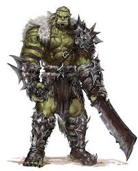 Dungeons & Dragons: Orcs & Half-orcs (inspirational) in 2020 ...