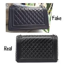 How To Spot A Fake Chanel Boy Bag - Brands Blogger